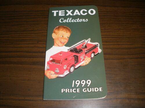 TEXACO COLLECTORS PRICE GUIDE 1999