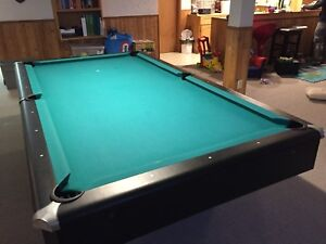 Pool table for sale. Playmaster Renaissance.