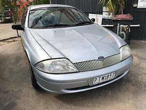 1999 Ford Falcon Sedan DUAL FUEL Lalor Whittlesea Area Preview