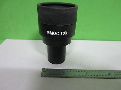 Microscope Part Eyepiece Olympus Japan Mmoc 10x Optics As Is Bint3-51