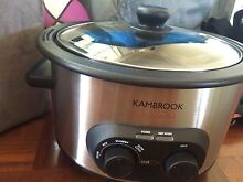 Kambrook slow cooker 4lts capacity Lane Cove Lane Cove Area Preview