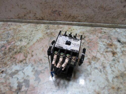 HITACHI CONTACTOR K10N-EP CNC 200 COIL V