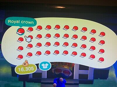 animal crossing new horizons 40 Crowns = 12 million bells 24 Hour Delivery