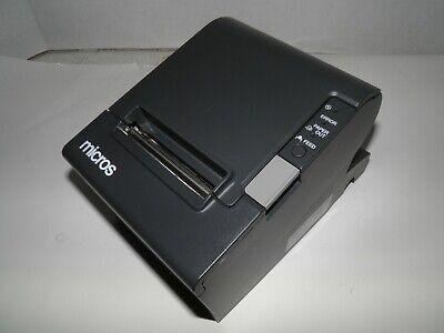 New Micros Epson M129h Tm-t88iv Thermal Pos Receipt Printer Idn Printer