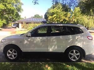 2007 Hyundai Santa Fe Wagon Perth Perth City Area Preview