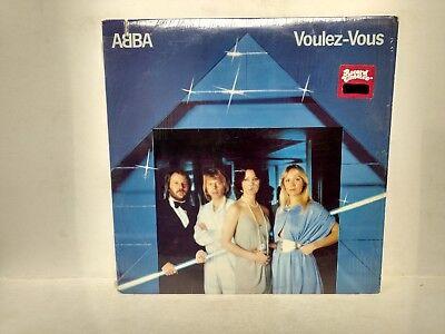 ABBA Voulez-Vous LP Record 1979 Atlantic Records                           lp690