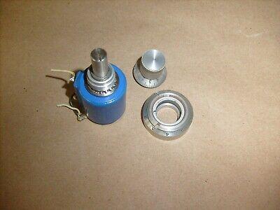 Tektronix 475 Portable Oscilloscope - Delay Time Position Bourns Control Knob