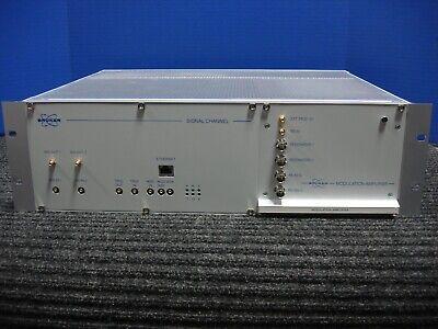 Bruker Signal Channel And Modulation Amplifier