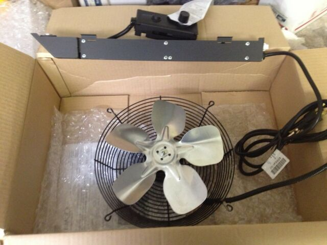 H7917 Lennox Country Stove Wood Fireplace Factory Blower Fan Kit ...