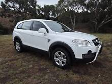2008 Holden Captiva Wagon Airport West Moonee Valley Preview