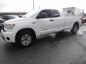 2008 Toyota Tundra Base Double Cab 5.7L Long Bed 2WD
