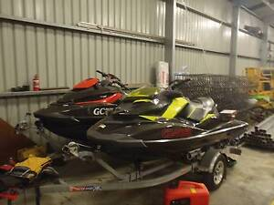 2013 Jetski Seadoo RXP 260 only 80 serviced ready to go Ipswich Ipswich City Preview