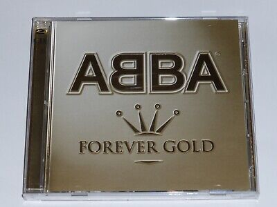 ABBA Forever Gold 2-CD 2CD 2 CD Greatest Hits 1996 A&M Polydor 39 tracks