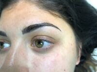 Microblading or Powder Ombré Brows