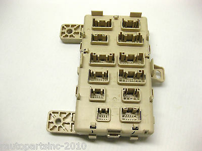 2008 Lexus RX350 Electric Fuse Relay Box Junction Control OEM 07 08 09