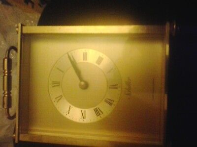 schiller carriage clock