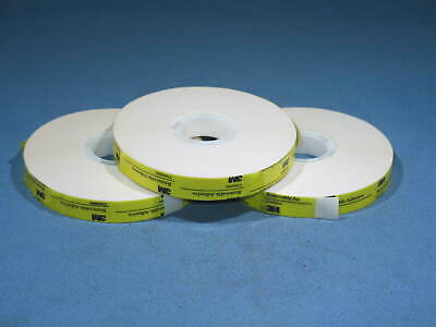 3 Rolls 3M 928 Repositionable Adhesive Transfer Tape for ATG 1/2