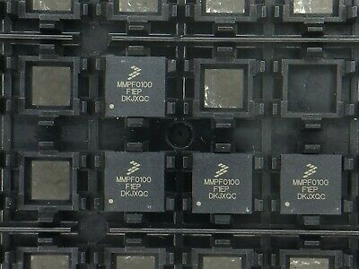 Mmpf0100f1ep Freescale Ic Reg Conv I.mx6 12out 56hvqfn Rohs 4 Pieces