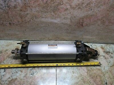 Smc Air Cylinder Unit Ca1 N100-250 Cnc Tsugami Ma3h Cnc Horizontal Mill