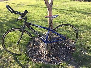 Trek 7700 hybrid road bike,