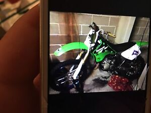 Kx125 motorcross Sydney City Inner Sydney Preview