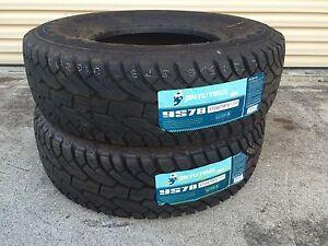 Jinyu 4x4 tyres Capalaba Brisbane South East Preview