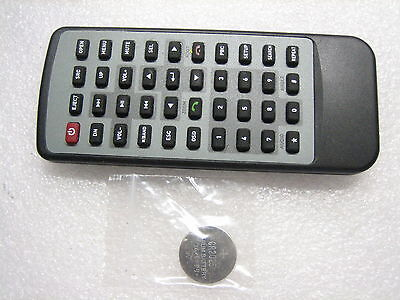Pyle Wireless Remote For Pldnb78i  Pldn63bt  Pldt87bt  Pldt79bt  Pld10bt