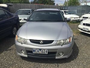 2003 Holden Commodore Sedan Preston Darebin Area Preview