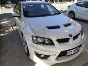 HSV Clubsport Supercharged Fortitude Valley Brisbane North East Preview