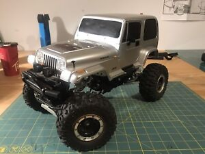 TAMIYA CR-01 JEEP CRAWLER - MINT!! RC Truck