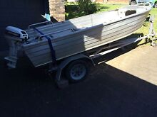 13ft Quintrex Tinny classic Bateau Bay Wyong Area Preview