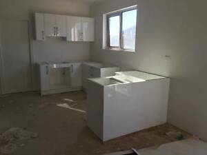 Complete Kitchen Cabinets with 2PAC Gloss White Door 273