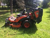 Acreage and commercial grass cutting
