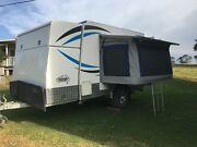 2010 Trackabout Off-road Eclipse Hybrid Camper / Expander Caravan Dorrigo Bellingen Area Preview