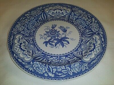 Exquisite Spode Blue Room Collection FLORAL 10