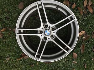 "OEM BMW STYLE 313 (335is) 19"" RIMS!!!!"