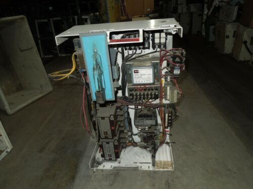 "Cutler Hammer F10 Unitrol Size 2 Reversing 15A Fusible MCC Bucket 24""T Lever"