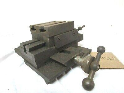 Vintage Metal Lathe Cross Feed Compound Slide