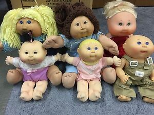 Cabbage Patch Kids, Clothes, and Accessories
