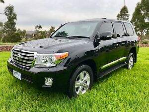 2014 Toyota LandCruiser Wagon Hoppers Crossing Wyndham Area Preview