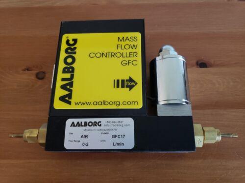 Aalborg Mass Flow Controller GFC17