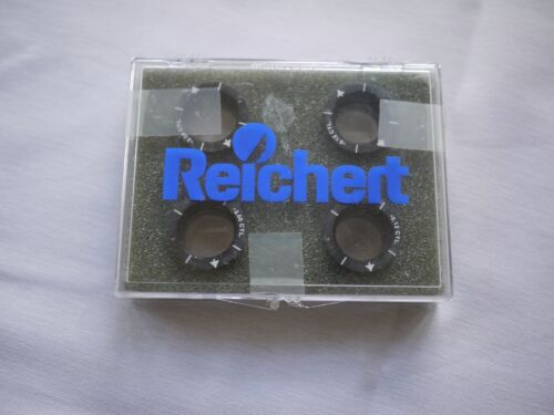 AO Reichert, phoropter accessory lenses, + PLUS cylinder, MINT condition,