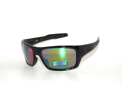 Oakley Turbine 9263-13 Black Prizm Shallow Water Polarized Sunglasses (Polarized Sunglasses Clearance)