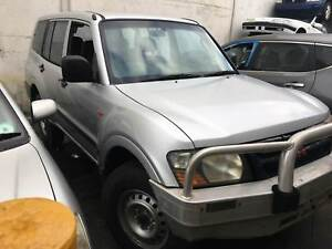 Mitsubishi Pajero diesel (1999 to 2006) wrecking Welshpool Canning Area Preview