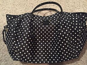 "Kate Spade diaper bag ""Stevie"""