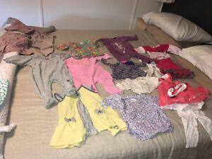 Ensemble vêtements fille