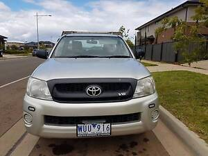 2008 Toyota Hilux Ute Truganina Melton Area Preview