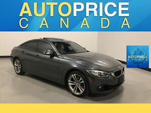 2015 BMW 428 Gran Coupe i xDrive SPORT PKG|NAVIGATION|MOONROOF