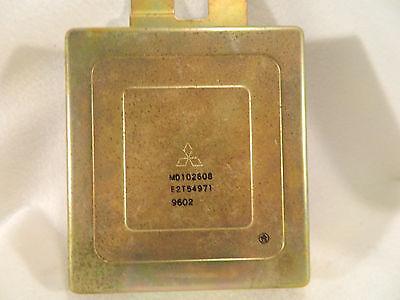 1987 89 MITSUBISHI PICKUP MD102608 ENGINE CONTROL MODULE ECU ECM