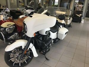 2019 Indian Motorcycles Chieftain Classic